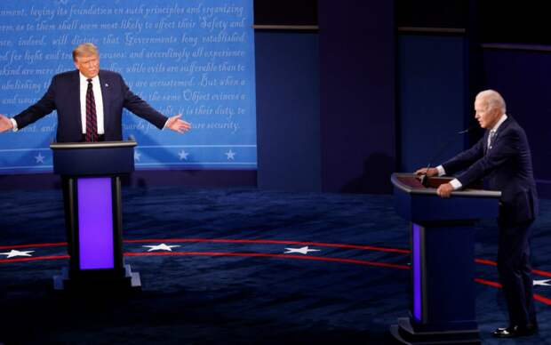 В США признались в фальсификации выборов президента