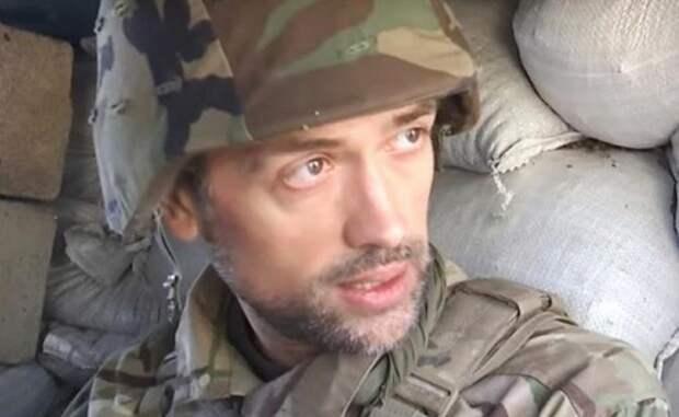 «Нежный цветочек» Пашинин ожил благодаря украинским боевикам