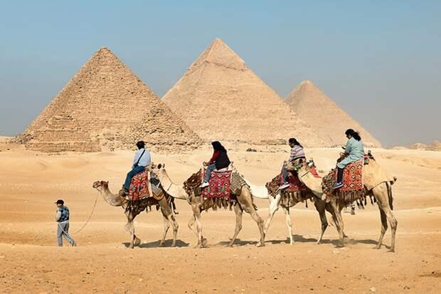 В АТОР назвали среднюю цену турпутевки в Египет