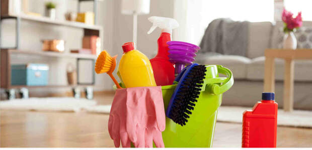 Как часто нужно убирать квартиру, чтобы оставаться здоровым