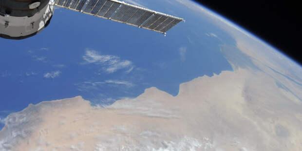 Роскосмос назвал точное место посадки космического корабля «Орел»