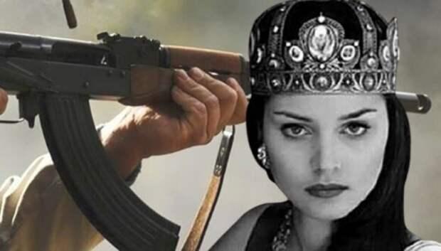 Как любовь к рэкетиру погубила Александру Петрову – «Мисс Россия –1996»