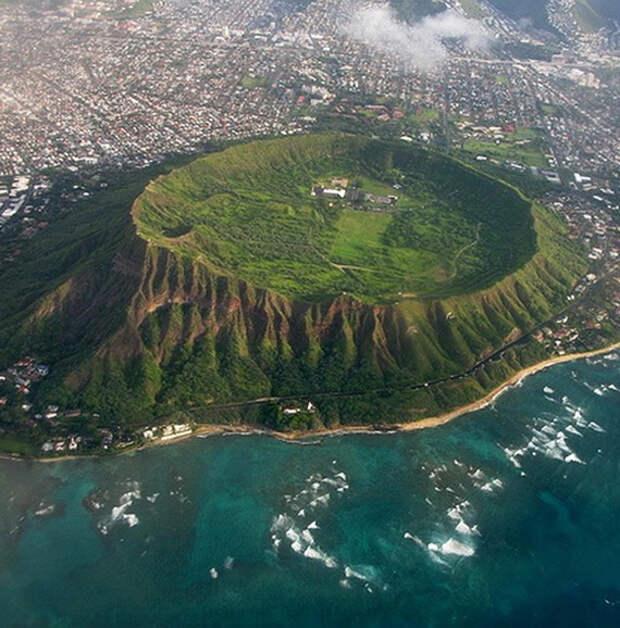 Даймонд-Хед, Гавайи, США