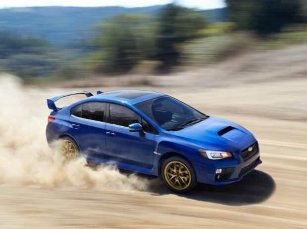 Aвтомобили Subaru резко выросли в цене