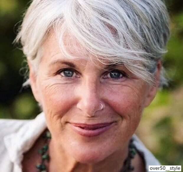 Возрастные модели как современный феномен и как добиться модельной внешности в 50