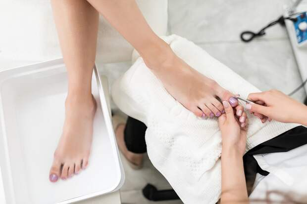 домашний крем для ног