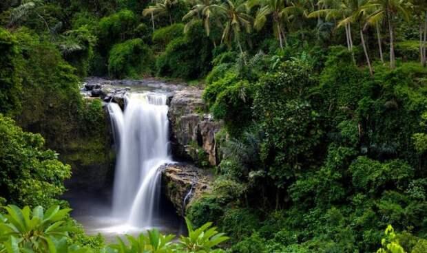 водопад Тегенунган Бали