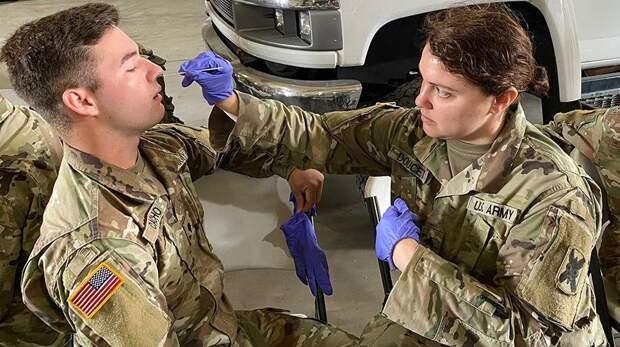 Коронавирус нанес удар по американскому военному контингенту в Европе