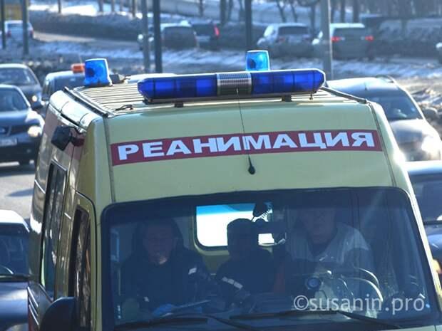 В Рязанской области пьяная соседка помешала медикам госпитализировать больную
