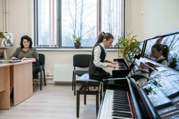 Собянин поручил обеспечить бесплатный транспорт для концертных выездов музыкальных школ. Фото: М. Мишин mos.ru