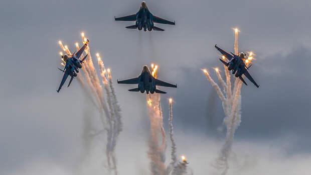 Как русские асы принуждают к миру иностранные самолёты: Баранец рассказал о технике коробочки