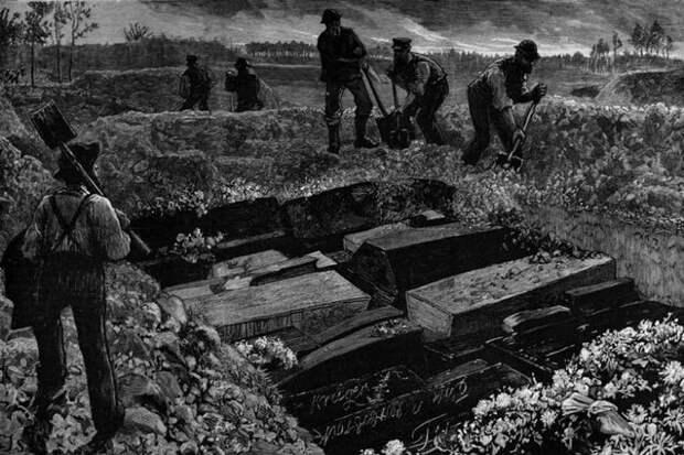 10 людей, похороненных заживо, но выживших