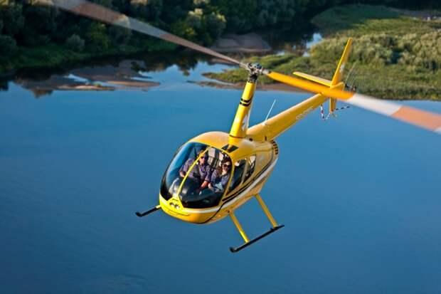 Названа самая популярная у россиян марка частного вертолета