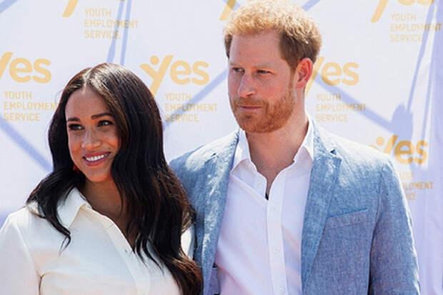 Netflix обеспечит принца Гарри иМеган Маркл нанесколько лет