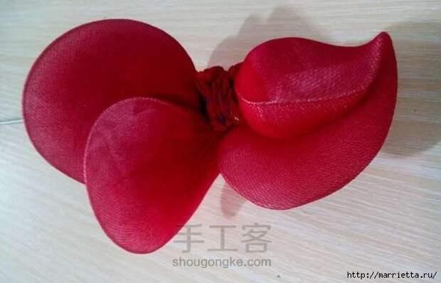 Розы из капрона. Красивые идеи и мастер-класс (75) (590x379, 101Kb)