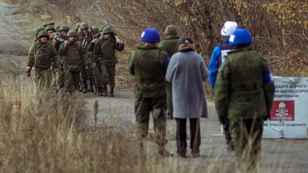 Почему Киев вновь заговорил об отведении сил и средств