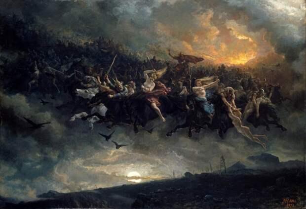 Дети Одина. Тёмный путь северных богов