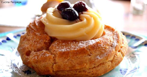 Пончики по старинному рецепту из Неаполя: так сейчас никто не делает!