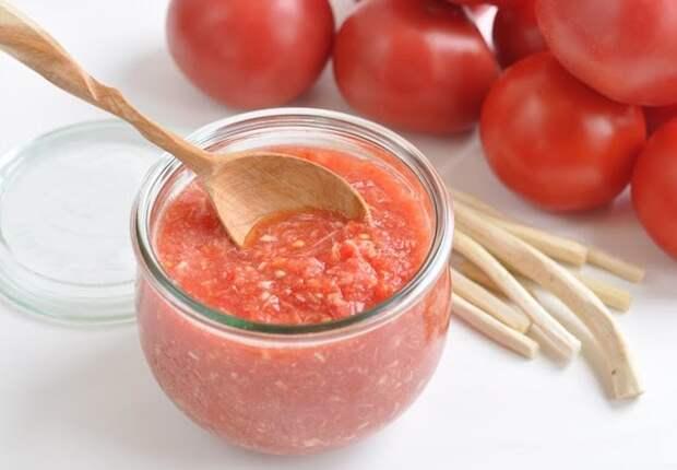 Пять рецептов вкусных соусов на зиму