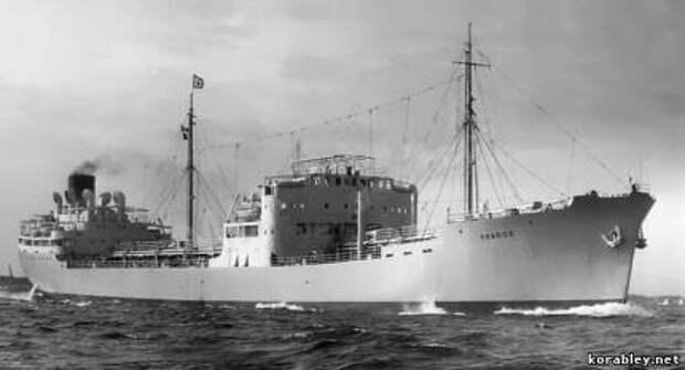 Трагическая история танкера «Туапсе» и его экипажа