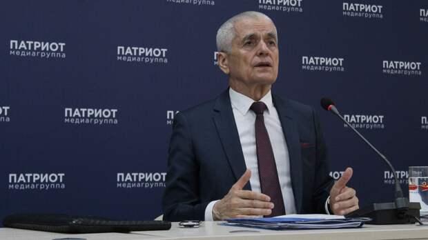 Онищенко рассказал, как увеличить среднюю продолжительность жизни россиян