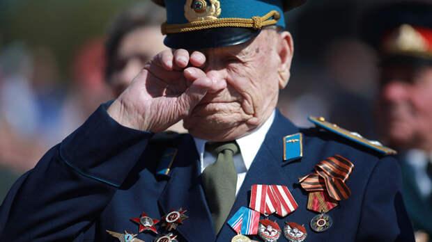 Ветеранов Великой Отечественной войны всё меньше, оскорблений всё больше