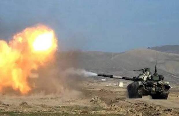 Танки в карабахском конфликте