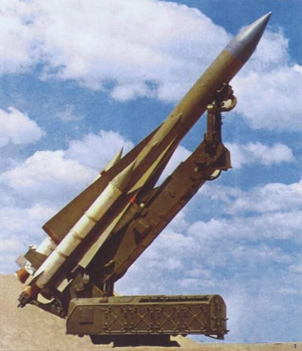 Мощь сирийской ПВО на примере сбитого RF-4E