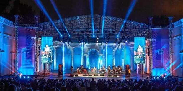 Зеленый театр на ВДНХ заработает 14 августа