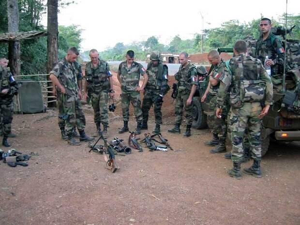 Французский Легион: нормативы подготовки, которые выдерживают единицы