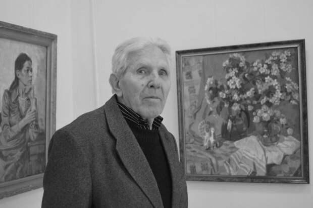 В Удмуртии скончался художник и педагог Генрих Верещагин