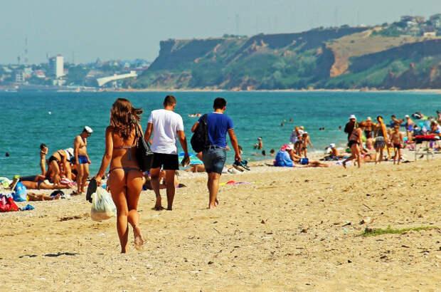Температура воздуха в Крыму 5 июля поднимется до 38 градусов тепла.