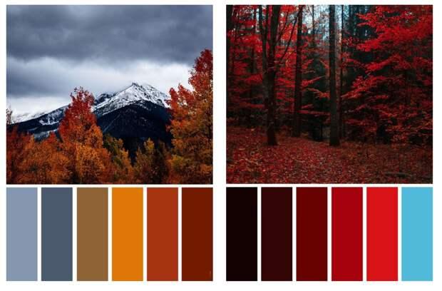 Простые примеры базовой гардеробной капсулы с объемным трикотажем на осень