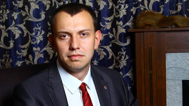 Политолог, кандидат исторических наук Антон Бредихин