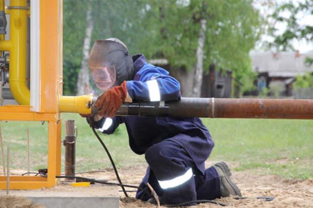 газификация газовый маневр Новак Белтопгаз Газпром