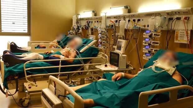 Ужасные условия для больных COVID-19: у врачей нет плана действий