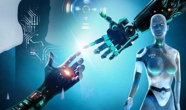 Через 50 лет роботы заменят людей