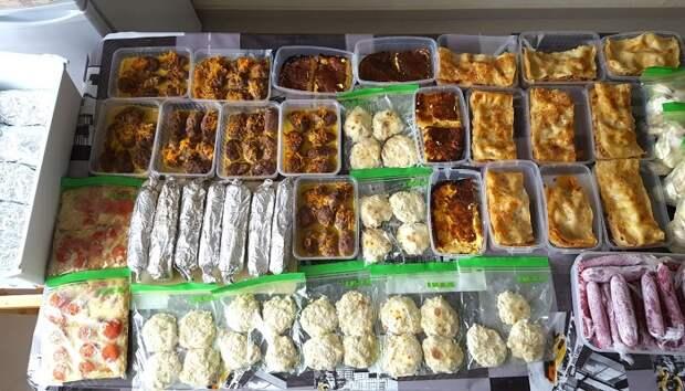 Заморозка еды в холодильнике: 7 критичных ошибок, которые совершают хозяйки