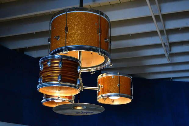 diylamps18 21 идея изготовления светильников и люстр из повседневных предметов
