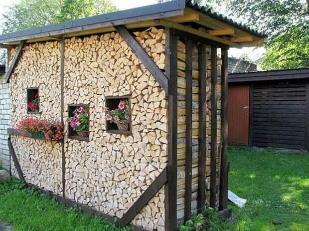 На дворе... дрова (трафик)