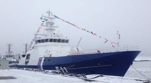 В России создадут беспилотный арктический сторожевой корабль
