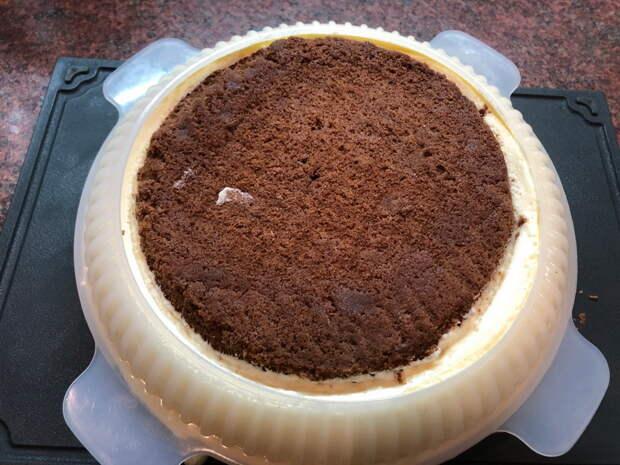 Муссовый «Зеркальный торт» - идеально красивый, очень нежный и невесомый. Получился с первого раза. Делюсь рецептом