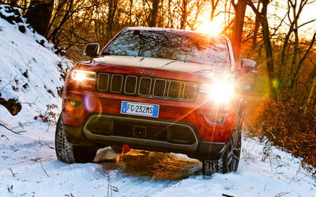 Обновленный Jeep Grand Cherokee: как Данди