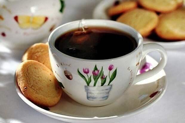 Печенье к чаю за 15 минут!