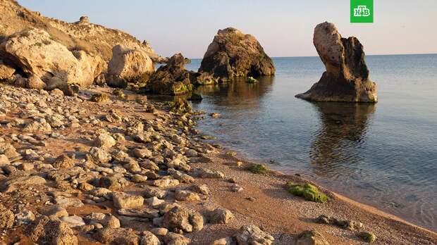 Под Азовским морем добыли первую партию пресной воды для Крыма