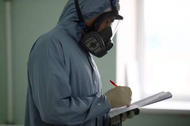 В России за сутки число заболевших коронавирусом увеличилось на 8 697