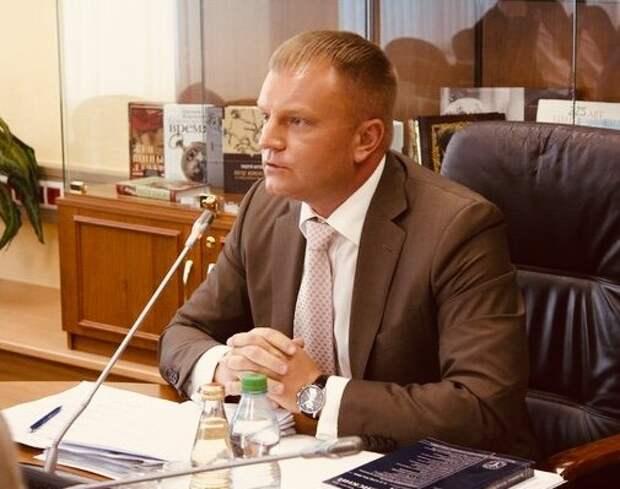 Депутат Иван Сухарев