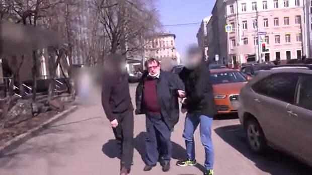 ФСБ РФ задержала двух человек, готовивших переворот в Белоруссии