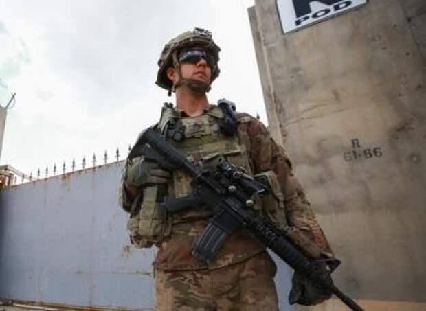WSJ: США в ближайшие месяцы сократят численность войск в Ираке до 3,5 тыс.