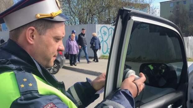 Сотрудники ГИБДД проводят операцию «Тонировка» во Владимирской области